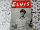Elvis fan club magazine Forth series  February issue No 2 1963 Pop/ Rock