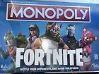 Monopoly Fornite Edition By Hasbro New Sealed Excellent Condition