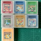 Kyпить Pokemon Game Cards For Nintendo GB GBC GBA Game Boy Color Game Cards US Version на еВаy.соm