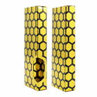 Gold Honeycomb Retail Display Packaging Gift Boxes