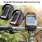 Bicycle Cycling Bike Front Top Frame Tube Bag Case Pouch For IPHONE XS Max X XR