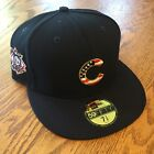 Chicago Cubs New Era 59FIFTY Fitted MLB Hat - Navy July 4th of July USA Flag NWT on Ebay