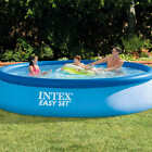 6ft 10ft 12ft 13ft Inflatable Family Patio Garden Above Ground Swimming Pool New