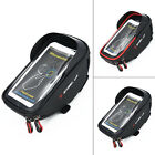 Frame Cycling Tube Front For Cell Bag Mobile Handlebar Phone 6'' Bike Pannier