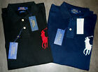 polo homme Ralph Lauren outlet big pony custom slim fit S M L XL XXL