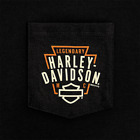 R003083 Men's Harley-Davidson® Panel Pocket Dealer T-Shirt $35.0 USD on eBay