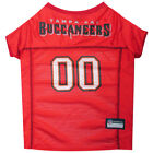 Tampa Bay Buccaneers Pet Jersey NFL Dog / Cat Size XS-XL cfw $16.06 USD on eBay