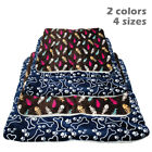 Soft Pet Dog Bed Plush Warm Kennel Dog Bed Mat Mattress Cushion Cage Mat
