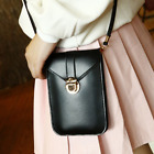 Luxury Shoulder Bag Crossbody Case Pouch Leather Pocket card Wallet Phone Cover