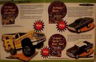 PLASTIC MODEL KIT CATALOG  LINDBERG 2000  1/25 SCALE HOPPER LOWRIDER IMPALA CARS