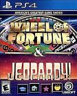 America's Greatest Game Shows: Wheel of Fortune & Jeopardy (Sony PlayStation...