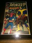Marvel Comics Avengers 33 Sepent Society Stan Lee Silver Age .12 Cover