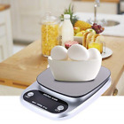 Trimming Shop Digital Kitchen Scale With 4 Units Measures & Tare Function Silver