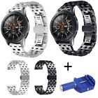 Stainless Steel Band for Amazfit 2 Samsung Galaxy Watch 42/46mm Metal Link Strap image
