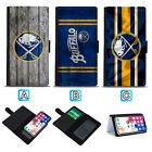 Buffalo Sabres Sliding Flip Case For Samsung Galaxy S7 S8 S10 S10e P $8.49 USD on eBay