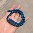 About 48 x Natural Lava Stone Beads Per Strands Round Stone DIY Gemstone 8mm