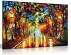 Leonid Afremov Abstract Oil Painting Canvas Wall Art Picture Print Living Room