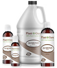 Sweet Almond Oil 100 Pure Organic Carrier For Skin, Face, Hair Growth  Massage