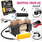 Heavy Duty 12V Portable 150PSI Car Tyre Auto Tire Inflator Pump Air Compressors