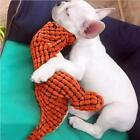 Animal Dinosaur Shape Strong Chew Knot Pet Puppy Healthy Teeth Training Toy IT