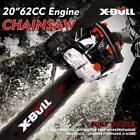 X-BULL Chainsaw Powered Chain Saw Engine 20