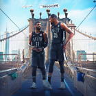 Kyrie Irving Kevin Durant Brooklyn POSTER Durant Irving canvas Brooklyn nets art on eBay