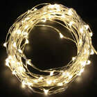 DIY LED Wire String Lights Fairy Birthday Party Decor Holiday Wedding Supplies
