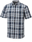 NEW Tog24 Mens Avon II Shirt Shirt Blue