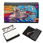 Beauty And The Beast Leather Eye Glasses Case Sunglasses Box Protective