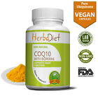 CoQ 10 Coenzyme Q10 CoQ10 200mg Capsules Anti-Aging Antioxidant Heart Health $11.99 USD on eBay