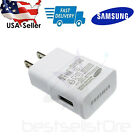 Original OEM Samsung Galaxy S5 Note3 USB Data Sync Car Wall Charger + Cable Cord