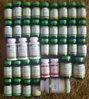 Vitamins Supplements Tablets Soft gels Capsules Dietary Health Energy 24 choices $4.99 USD on eBay