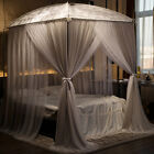 blackout lining mosquito net bed curtain light shading dust-proof bed canopy new image