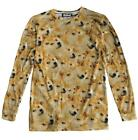 BRAND NEW Beloved DOGE LONG SLEEVE TEE SHIRT SMALL-3XLARGE MADE IN THE USA