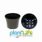 Round Hobby Pots for Soil & Coco Hydroponics