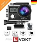 Campark X20 Action Sport Camera Touch Screen WiFi HD 4K 20MP Waterproof