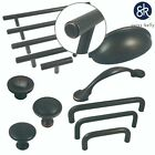 Внешний вид - Swiss Kelly Oil Rubbed Bronze Kitchen Cabinet Handles Drawer Pulls Knobs