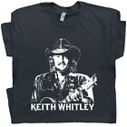 Keith Whitley T Shirt Vintage Country Western Music Outlaw Retro Concert Band image