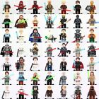 Lego Star Wars Han Solo Darth Vader Obi-Wan Jawa Leia Clone Minifigures Blocks