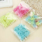 100-500pcs 3d Stars Glow In The Dark Luminous Fluorescent Stickers Wall Plastic