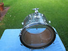 "Slingerland Bass Drum 1970's Gray Pearl 20"" x 14, Mount Good Condition no resrve"