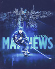Auston Matthews artwork POSTER nhl Toronto Maple Leafs canvas Poster Canvas $16.99 USD on eBay
