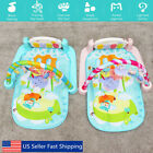 Kyпить 5 In 1 Multifunctional Baby Infant Activity Gym Play Mat Musical Hanging Toys на еВаy.соm