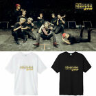 Kpop NCT 127 New Album WE ARE SUPERHUMAN Concert T-Shirt Short Sleeve Tee Tops image