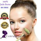 💙 Jade Face Massage Roller Beauty Tool Facial Eye Neck Body Anti Ageing Therapy