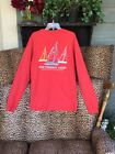 Sothern Tide Three Sails Long Sleeve Tee Sz.XS