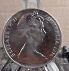 CIRCULATED 1976 20 CENTS AUATRALIAN COIN (31817)2