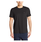 Men's Tommy Hilfiger Icon Classic Plain Iconic Cotton Shorts Sleeves Crew Neck
