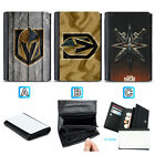Vegas Golden Knights Leather Wallet Purse Coin Credit Card ID Holde $13.99 USD on eBay
