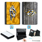 Nashville Predators Leather Wallet Purse Coin Credit Card ID Holde $14.99 USD on eBay